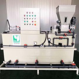 吉井高分子全自动泡药机 粉体溶解装置加药装置环保设备QPL3-1000L