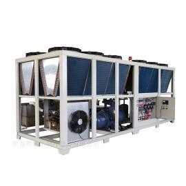 杰西科风冷箱体式半封闭螺杆式冷水机组 风冷螺杆式水循环冷却冰水机40HP-240HP