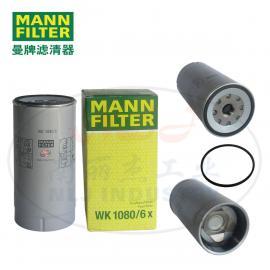 MANN-FILTER(曼牌�V清器)曼牌燃�VWK1080/6x