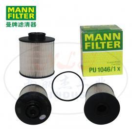 MANN-FILTER(曼牌�V清器)燃�V曼牌PU1046/1X