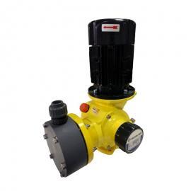 美国米顿罗GM系列机械隔膜计量泵PVC泵头硬管承插接口GM0240PQ1MNN