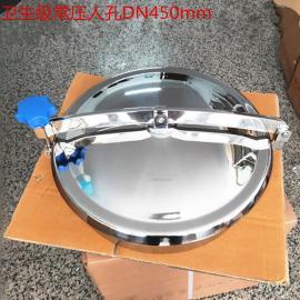 巨捷不锈钢常压人孔 不锈钢常压手孔 压条人孔YAB