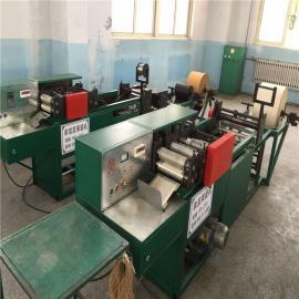 凯祥多功能桃袋机,袋口扎丝桃子袋生产设备,制造桃套袋的机器