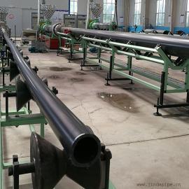 超高分子量聚乙烯托辊管