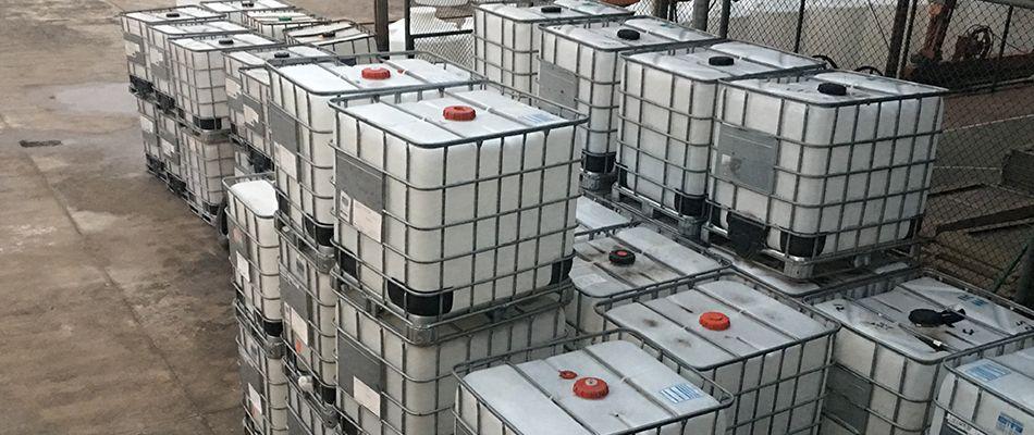 95新食品级密封IBC吨桶
