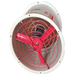 CBF防爆轴流风机400风量2880转速1450电压220/380V带百叶防虫网鑫亿