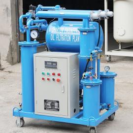 通瑞ZJB绝缘油变压器油高效真空净油机ZJB-20