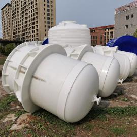 绿明辉PP反应釜 耐酸碱塑料工业计量罐 生产