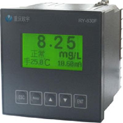 欧宇中文小表在线溶解氧仪RY-830F