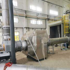 万纯HL医疗废弃物焚烧炉尾气净化设备 热工燃烧炉烟气SCR脱硝设备选