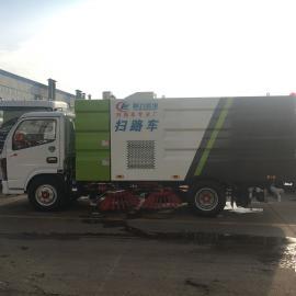 程力威2020款厂区清扫车CLW5070TSLE6