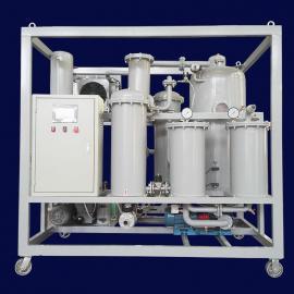通瑞PLC全自动润滑油真空脱水过滤净油机TR/ZJD-100PLC智能控制