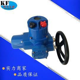 凯凡400NM调节型手电一体电动球阀执行器KFQ40-1/T