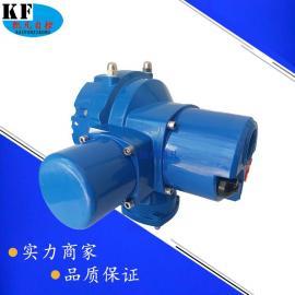 凯凡DQW150-1T调节型球阀电动装置 整体型电动执行器KFQ150-1/T