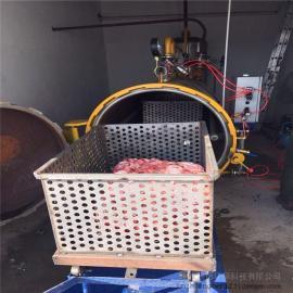 翰德无害化处理机 屠宰场下角料湿化机HDXHJ-1000