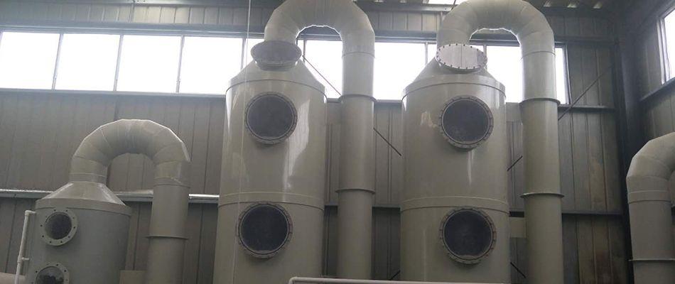 PP环保洗涤塔设备定制