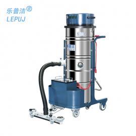 �菲��(LEPUJ)工�I吸�m器大功率��池工�S��g用手推式粉�m�o��瓶吸灰器LP-100T