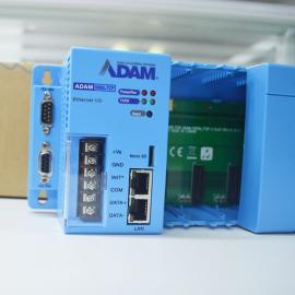 ADVANTECH研�AADAM-5510KW/TCP�程PLC控制器模�K