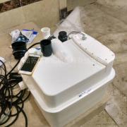 SFA地下室污水�理提升泵 �R桶提升器�b置 一�w化污水�理�O�淙�能1