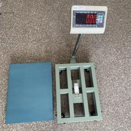 佳禾衡器600kg高精度�子�_秤 ��RS232接口落地秤 600公斤�_�QJH-A