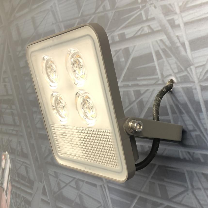 OPPLE�W普照明IP66�敉夥浪�防震IK06防爆LED投光��T01