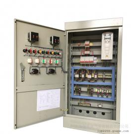 �略恒�鹤��l供水水泵控制柜75/90kw一拖二ZLK-2BP-75