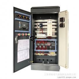 �略智能控制系�yplc成套恒�汗┧���l控制柜30/37kw一拖四ZLK-4BP-37