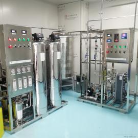 上沪海奥力原纯化水设备,符合新版药典GMP