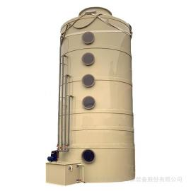 中科贝特喷漆/家具厂/制药厂废气处理推荐PP喷淋塔设备环保达标PLT