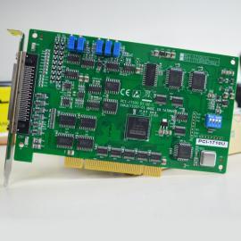 ADVANTECH研�APCI-1710U板卡12位多功能采集卡