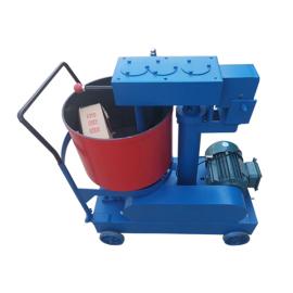 �钒�UJZ-15立式砂�{��拌�C使用�f明