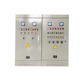 �略恒�鹤��l供水水泵控制柜45/55kw一拖三ZLK-2BP-55
