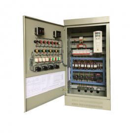 �略智能控制系�yplc成套恒�汗┧���l控制柜1.1/2.2/3/4kw一拖四ZLK-4BP-1.1