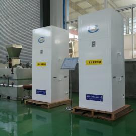 和��化�W法二氧化氯�l生器 10公斤自�硭��S污水�S消毒�O��HCFM