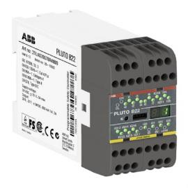 ABBPluto B22安全PLC2TLA020070R4800