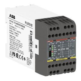 ABBPluto O2安全PLC2TLA020070R8500