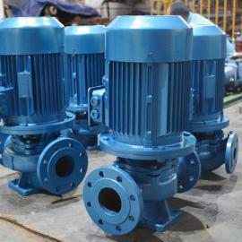 �B泉�F�� 保 ISG100-200立式管道�x心泵 高�庸┧�增�罕� 管道泵