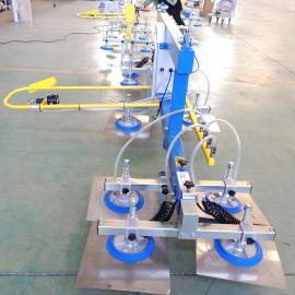 ���Z6米板材上料吸�P吊具、激光切割�C�板搬�\,真空吸�P1000kg