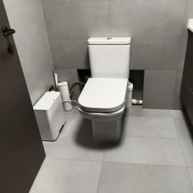 SFA�e墅�R桶污水提升泵 污水提升�b置 �N房污水提升�O��SANIACCESS PUMU