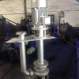 鄂泉不�P��p管液下泵YWP