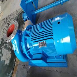 �S���能型管道式�x心泵ISW65-160(I)A