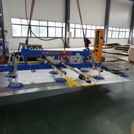 herolift真空吸�P吊具可以激光切割�C使用、不�P�板材真空吸吊�CBLA500-6-T