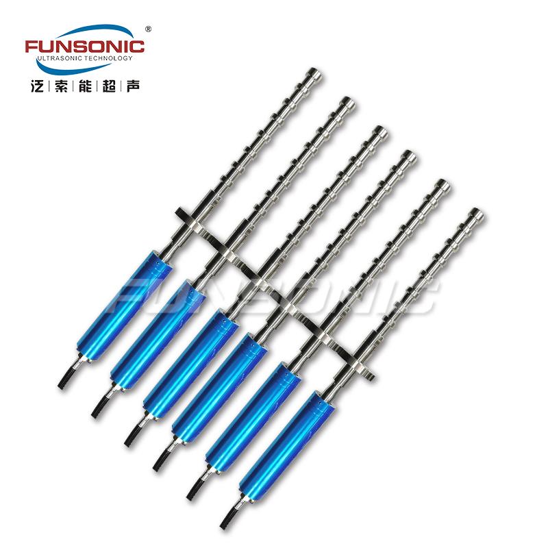 FUNSONIC大功率超�波分散�C震�器均�蚍稚�FS-UG3000GL