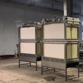 MBR弦�y平板膜PVDF材�|�m用于市政污水