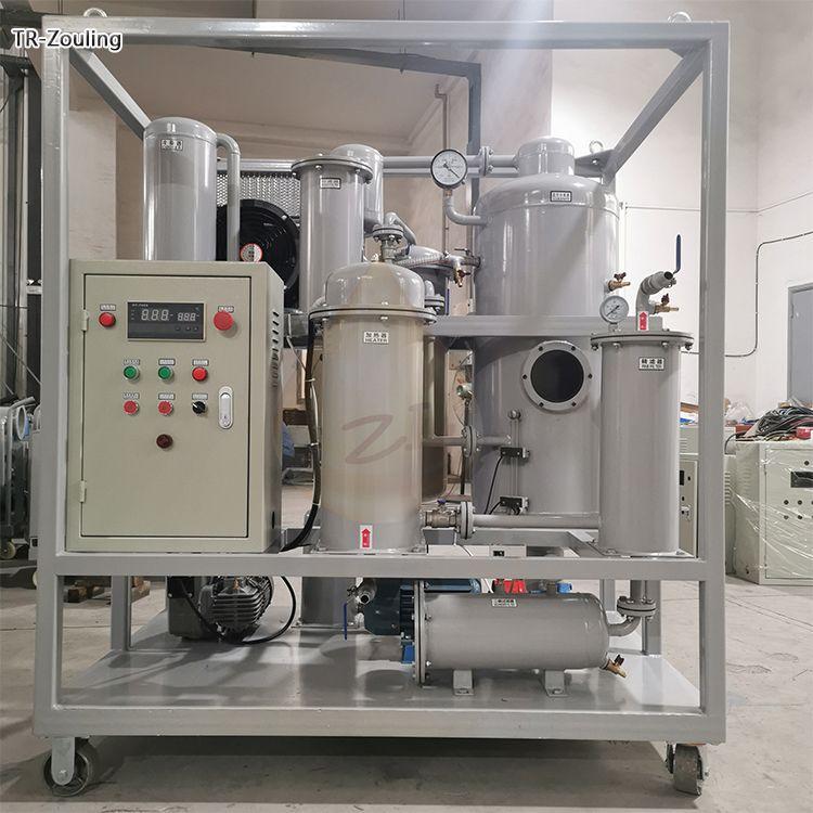 通瑞(TR)液�河瓦M水�^�V水分的破乳化�水真空�V油�CZJD-6Z