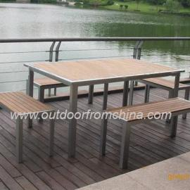 公园桌椅,园林桌椅,休闲桌椅,组合椅