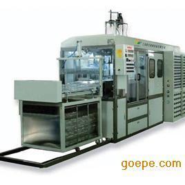 可降解淀粉材料ZS850I全自动吸塑机