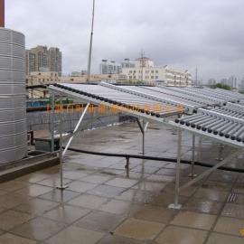 燃油锅炉热水系统改造太阳能工程