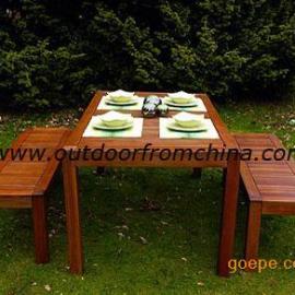 园林桌椅,休闲桌椅,组合椅,休憩桌椅