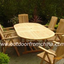 园林景观休闲桌椅,园林家具